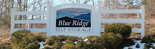 Blue Ridge Self Storage - Southwest Roanoke County, VA 24018